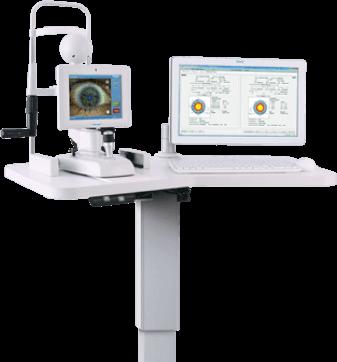 оборудование в клинике ОКО 15