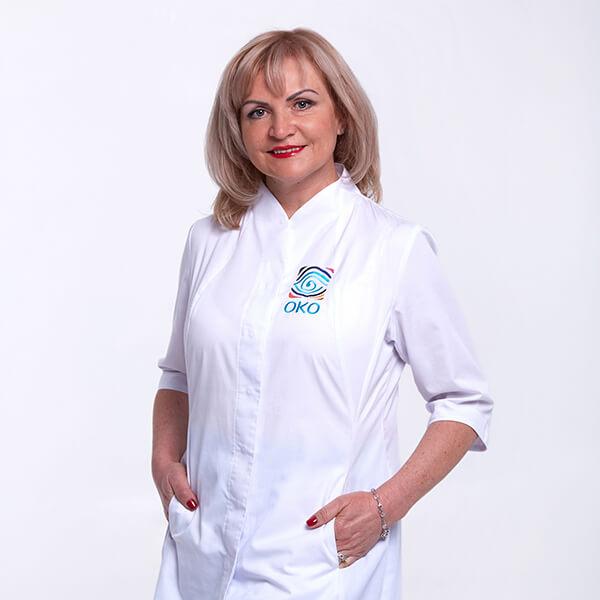 Доктор офтальмолог Бачук Наталья Юрьевна