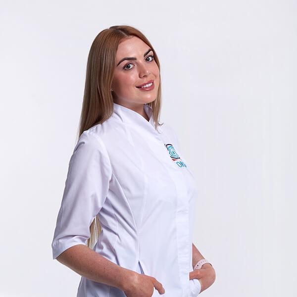 Доктор офтальмолог Бачук Олеся Романовна