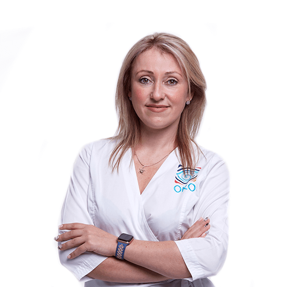 офтальмолог Юлия Глебовна Доля-Попсуйшапка