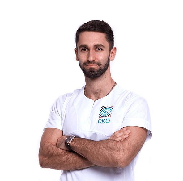 офтальмолог Роман Эдуардович Хачатурян