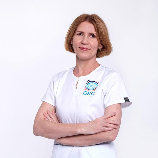 Доктор офтальмолог Коновалова Дарина Александровна