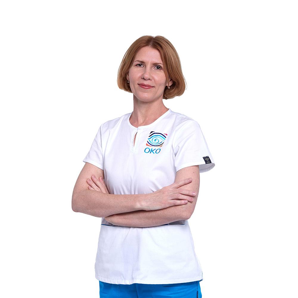 офтальмолог Дарина Александровна Коновалова