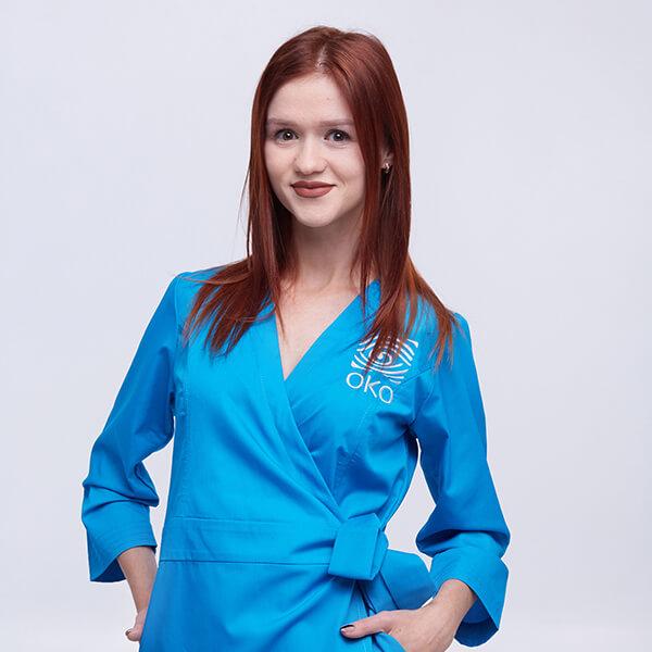Оптометрист Чумакова Анна Эдуардовна