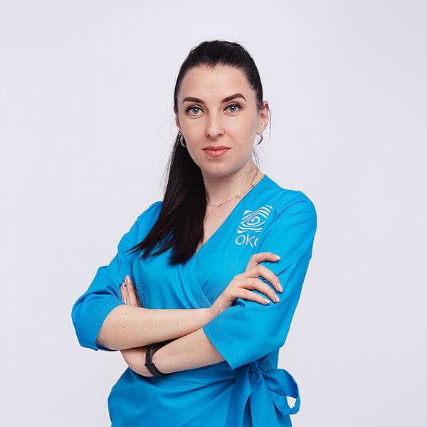 Оптометрист Попкова Юлия Сергеевна