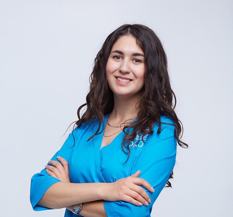 офтальмолог Евгения Османовна Сулейманова