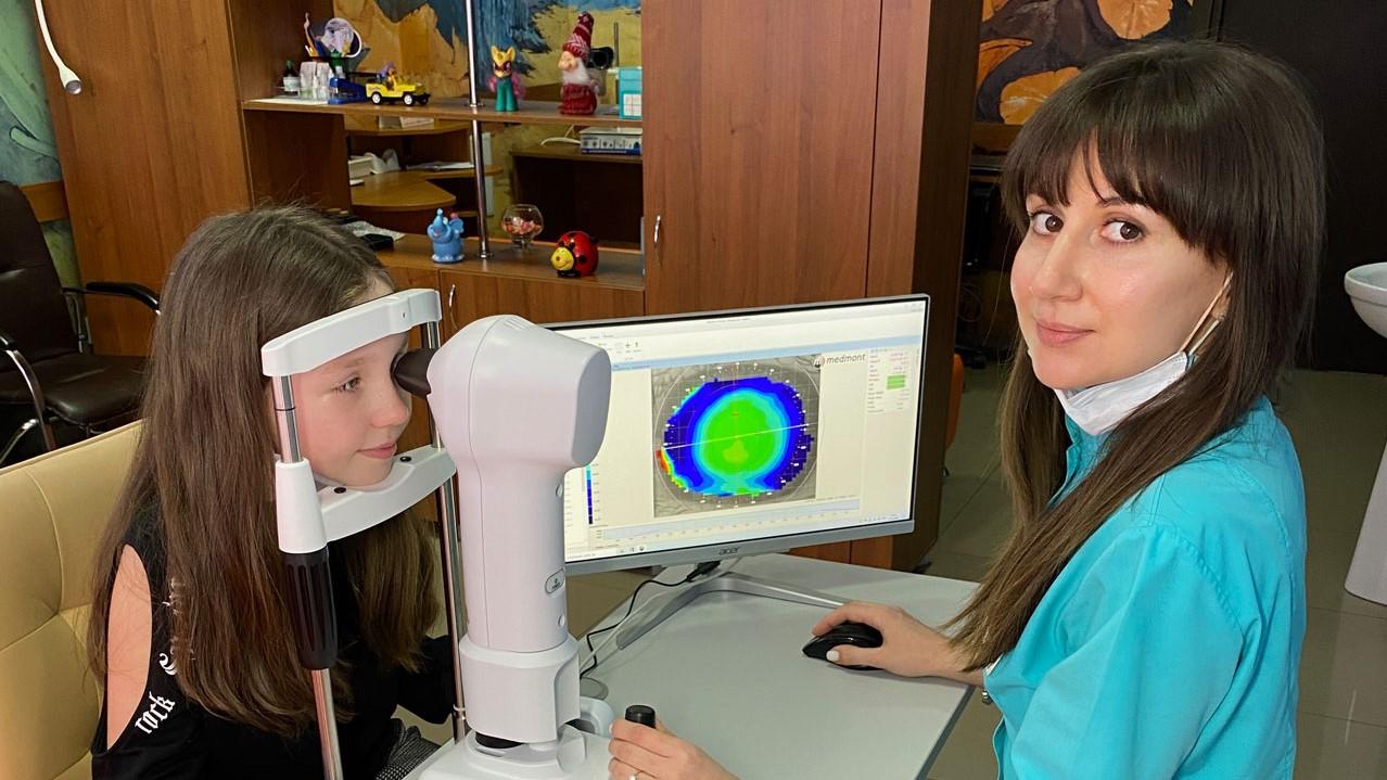 Детская офтальмология 2