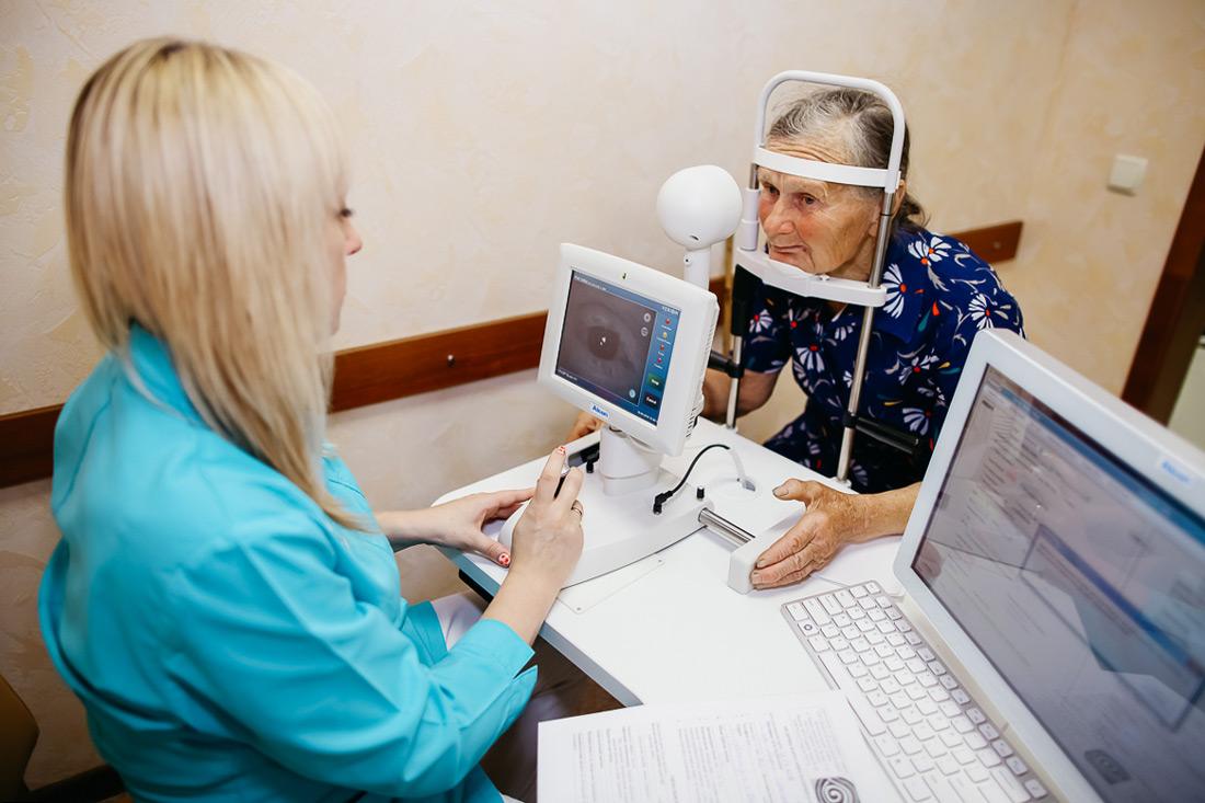лечение катаракты клиника