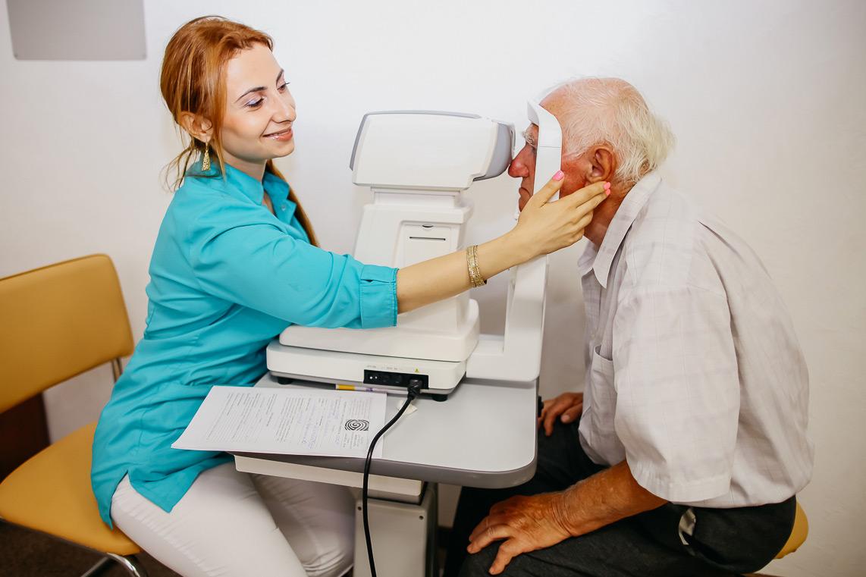 оптика проверка зрения