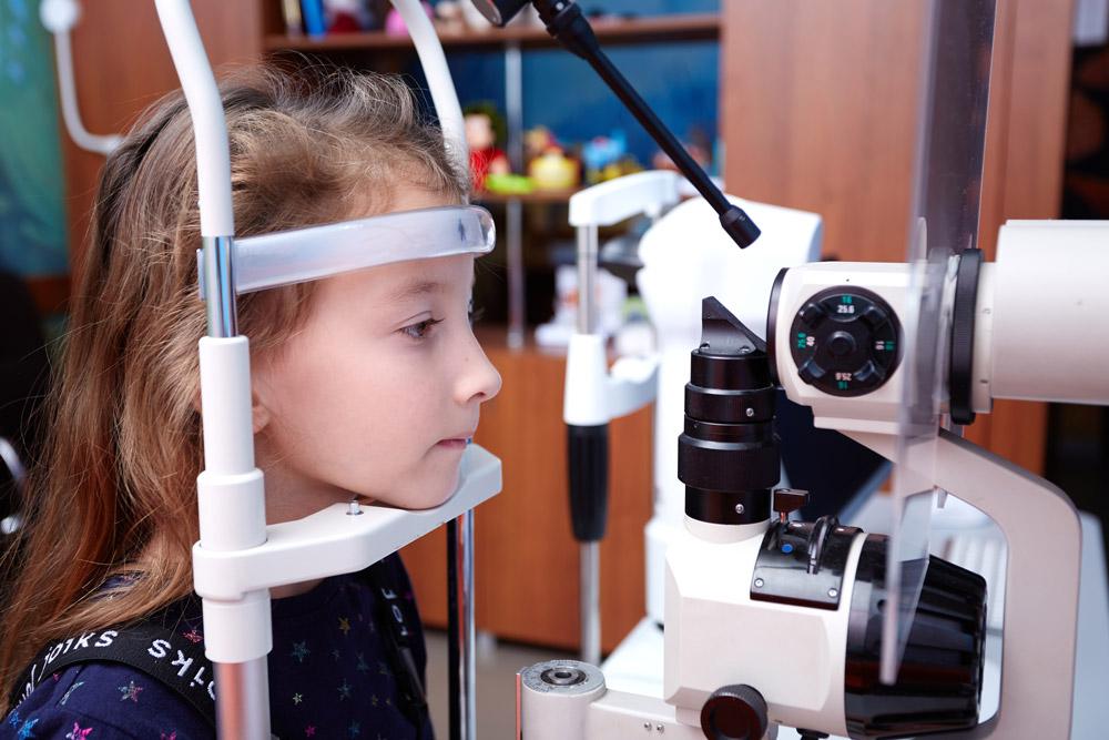 детская офтальмология клиника