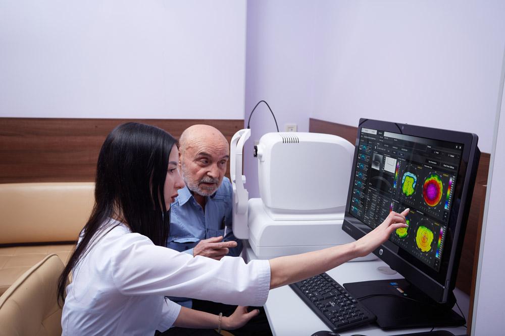 операция по поводу катаракты