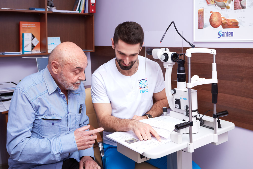 операция катаракта глаз