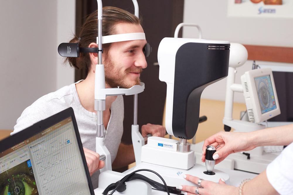 диагностика зрения харьков