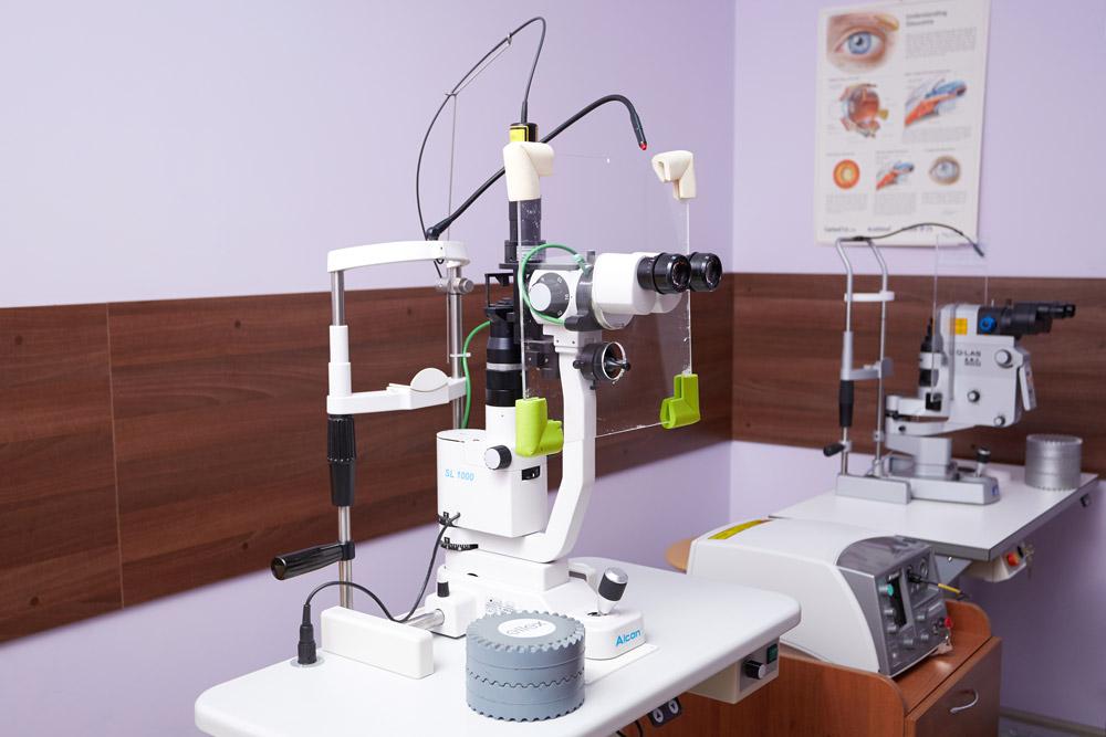 лечение тромбоза вен глаза