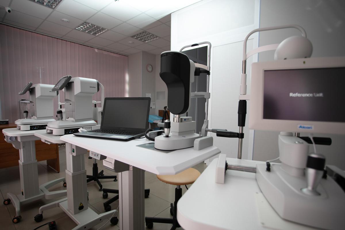 медицина лечение катаракты