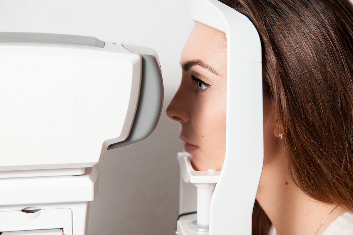 клиника проверки зрения
