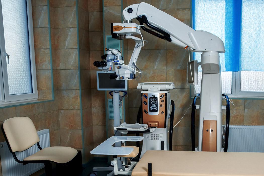 витреоретинальная хирургия глаза