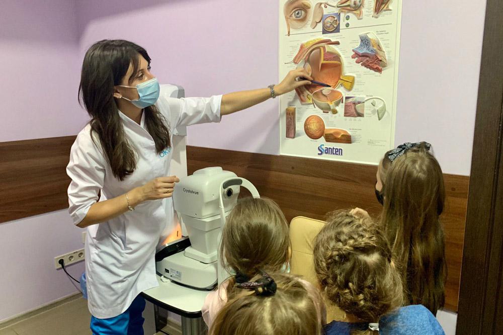 детская офтальмология харьков