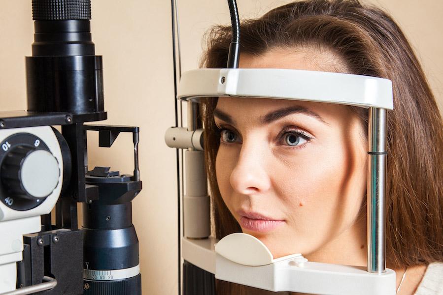 клиника для проверки зрения