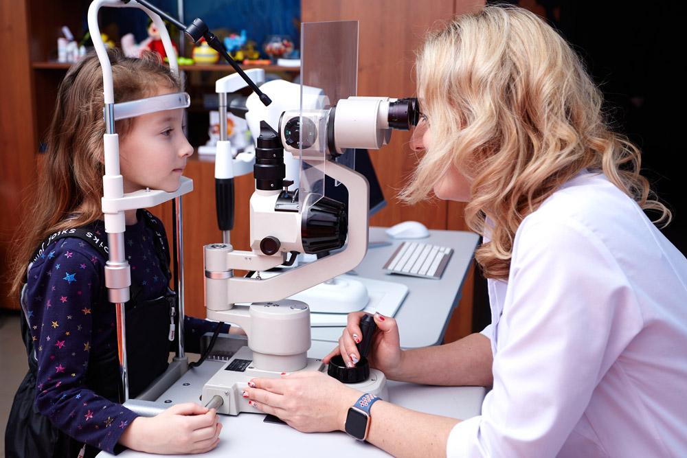 клиника детской офтальмологии