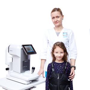 детская офтальмология око