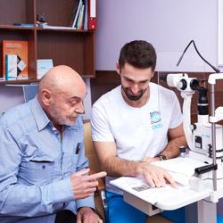 комплексное обследование зрения