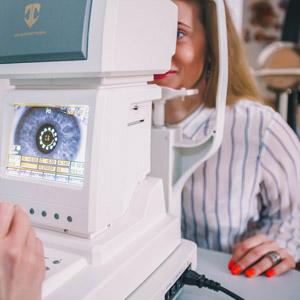 компьютерное обследование глаз