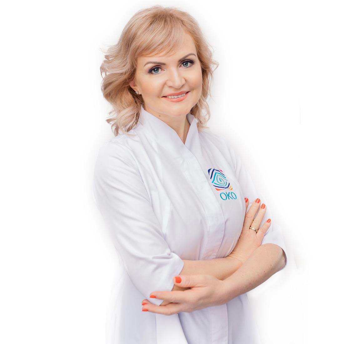 Наталья Бачук